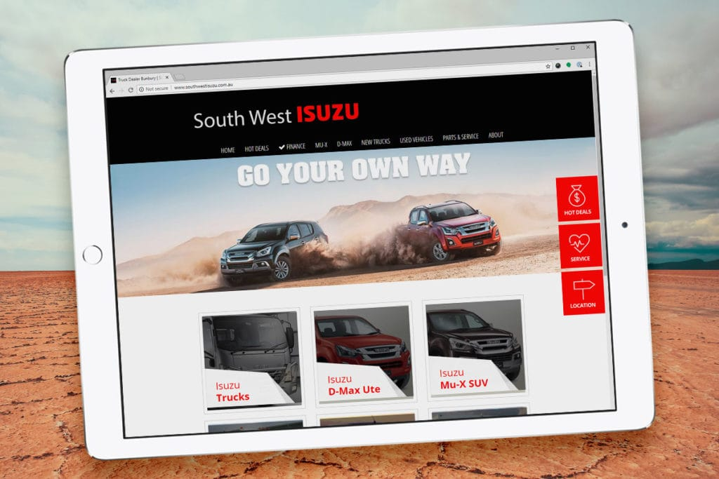 South West Isuzu